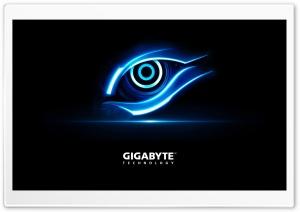 Gigabyte Blue Eye
