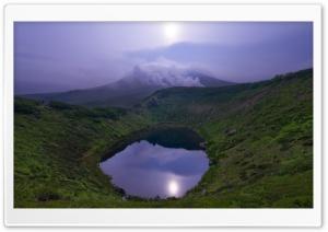 Mount Asahi, Japan