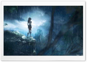 Lara Croft Journey