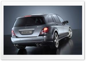 2006 Mercedes Benz Vision R63...