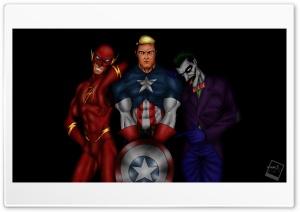 Tatangs Art - Flash, Captain...