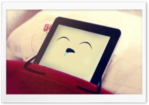iPad Sleeps