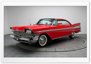 Plymouth Sport Fury Coupe 1959