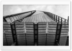 The Shard Skyscraper, Skyward
