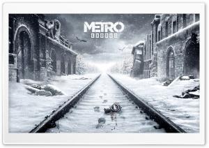 Metro Exodus 2018 4K