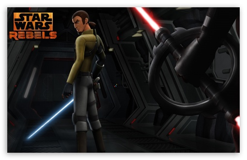 Download Star Wars Rebels Kanan UltraHD Wallpaper