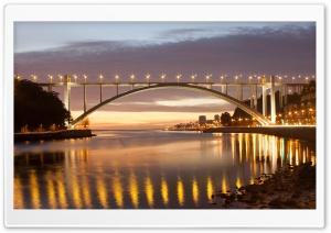 Ponte Arrabida - Porto -...