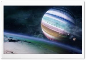Imaginary Planet