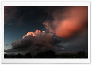 Eye In Clouds
