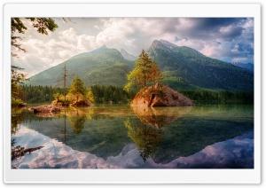 Berchtesgaden National Park,...