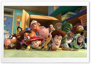 Toy Story 3 Box Toy