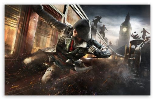 Download Assassins Creed Syndicate UltraHD Wallpaper