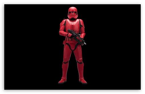 Download Star Wars The Rise of Skywalker, Sith Trooper UltraHD Wallpaper