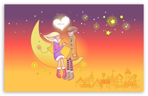 Download Love UltraHD Wallpaper