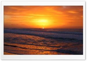 Golden Horizon, Sunset