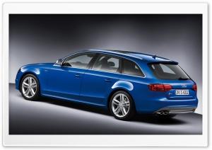 Audi S4 Avant Car 15