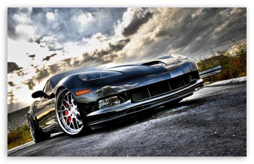 Download Chevrolet Corvette 30 UltraHD Wallpaper