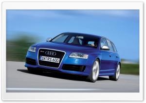 Audi RS6 Avant Car 4