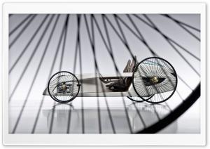 Mercedes Benz F CELL 3