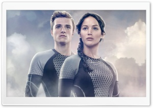 Jennifer Lawrence as Katniss...