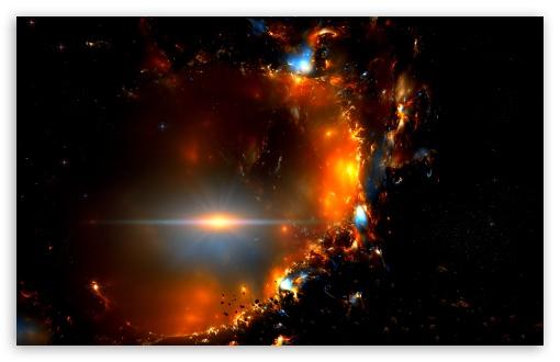 Download Stars Formation UltraHD Wallpaper