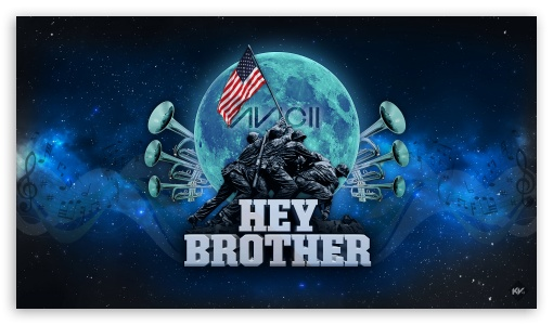 Download Hey Brother UltraHD Wallpaper