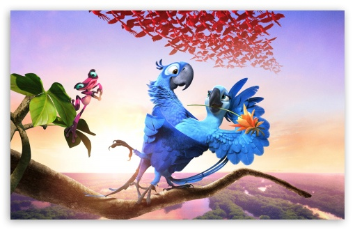 Download Rio 2 Movie 2014 UltraHD Wallpaper