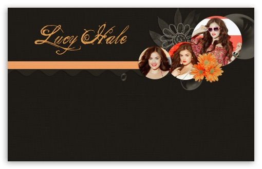 Download Lucy Hale UltraHD Wallpaper