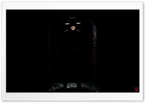 V For Vendetta Man