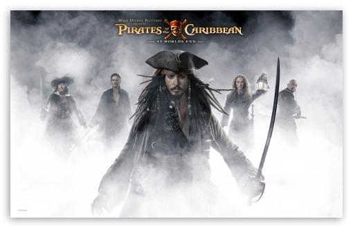Download Johnny Depp Pirates Of The Caribbean At... UltraHD Wallpaper