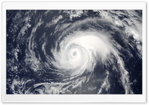 Typhoon Noru absorbing the...