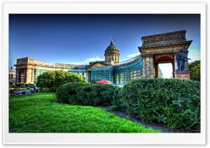 Kazan Cathedral St Petersburg...