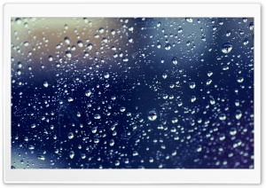 Water Drops Reflections