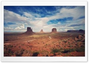 Daytime In The Desert