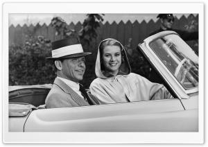 Frank Sinatra And Grace Kelly
