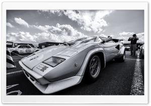 An Old Lamborghini