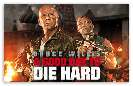 Download A Good Day to Die Hard 2013 UltraHD Wallpaper