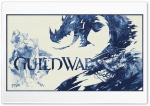 Guild Wars 2 - Blue 3 Toned