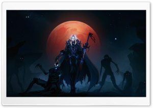 WOW Death Knight Blood Elves