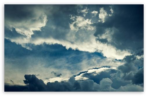 Download Clouds UltraHD Wallpaper