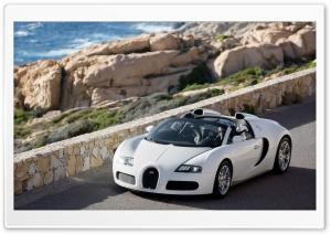 HDTV Bugatti Veyron Cabrio