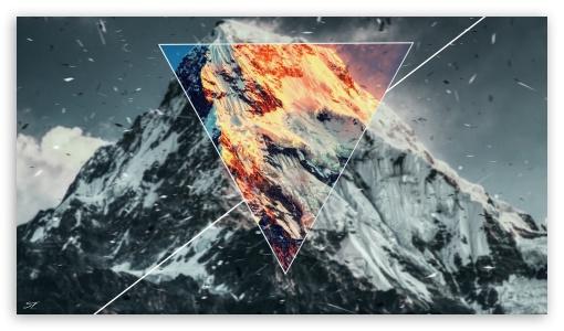 Download The Mountain UltraHD Wallpaper