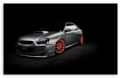 Download Subaru Impreza Tuning UltraHD Wallpaper