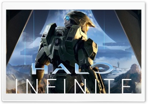 Halo Infinite Video Game 2020