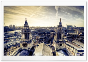 London Panorama From St...