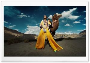 Fashion Model Female...