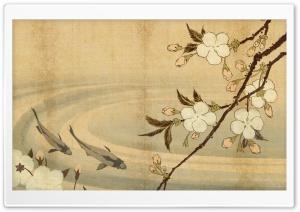 Japanese Carp Art