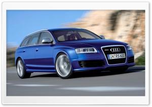 Audi RS6 Avant Car 9