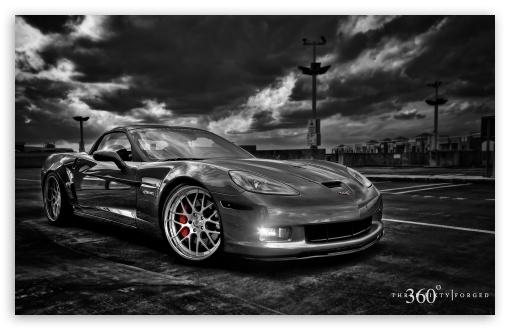 Download Chevrolet Corvette 23 UltraHD Wallpaper