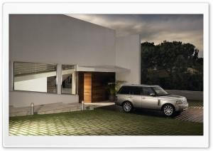 Range Rover Car 4